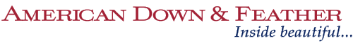 American Down & Feather logo