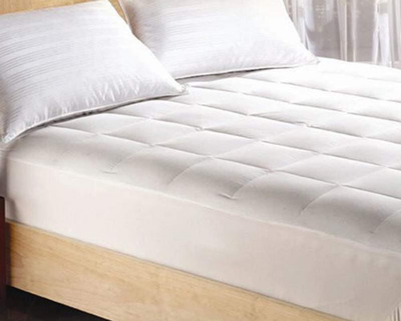 Cotton Plush Mattress Pads